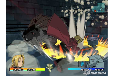 Fullmetal Alchemist 2: Curse of the Crimson Elixir ...