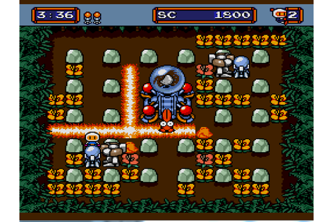 Mega Bomberman (USA) ROM