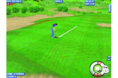 Game Classification : Actua Golf 2 (1997)