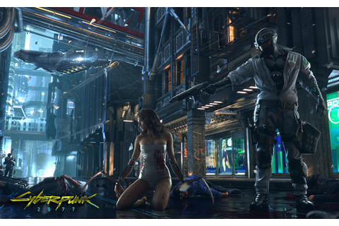 Cyberpunk 2077 2017 Game, HD Games, 4k Wallpapers, Images ...