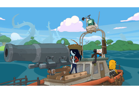 Adventure Time: Pirates of the Enchiridion is an open ...