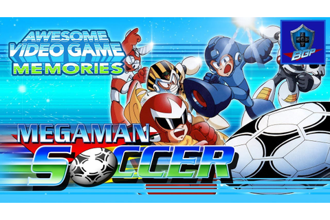 Mega Man Soccer Review (SNES) - Awesome Video Game ...