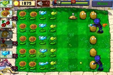 Plants vs Zombies | Grands Jeux | Jeux Flash