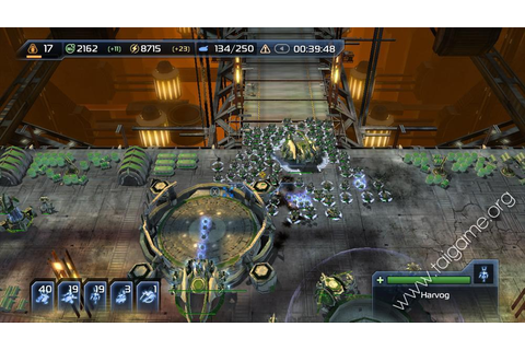 Supreme Commander 2 - Tai game | Download game Chiến thuật