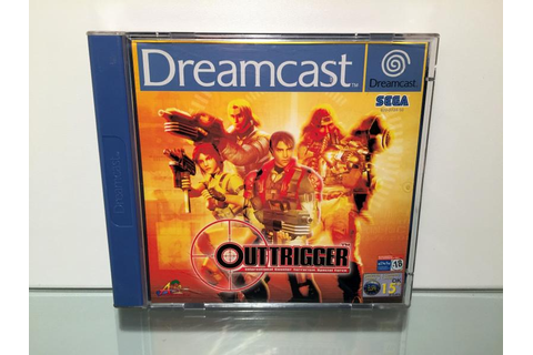 Outtrigger (Dreamcast OVP)
