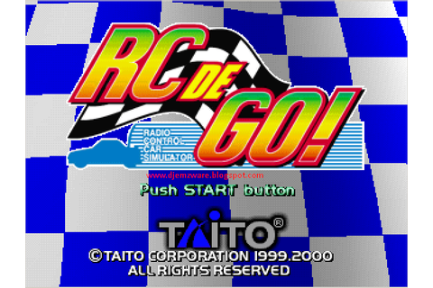 Download Game PC RC de GO! PS1 Tanpa Emulator Only 130MB ...