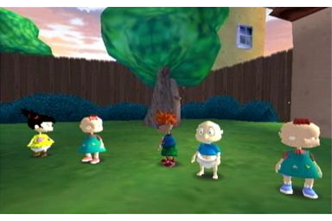 Screens: Rugrats: Royal Ransom - GameCube (15 of 21)