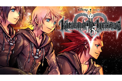 Kingdom Hearts 358/2 Days Game Movie (HD Remix Edition ...