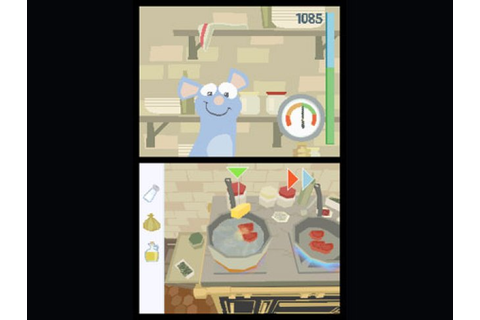Ratatouille Food Frenzy - NDS - Review