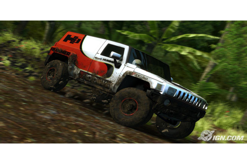Hummer H3 in the new Sega Rally Revo game! - Hummer Forums ...