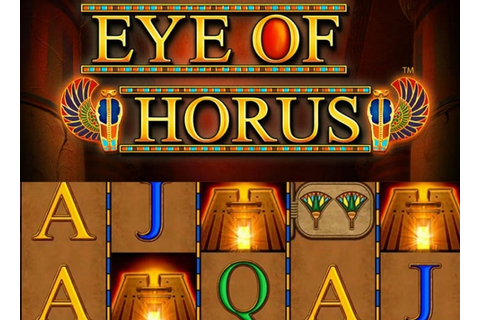Play Free Eye of Horus Slot Machine Online ⇒ [Merkur Game]