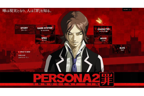 'Persona 2: Innocent Sin' remake gets a bigger budget ...
