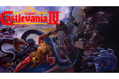Super Castlevania IV: Other Castle - Featured SNES Rom ...