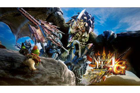Monster Hunter 4 Ultimate playable at Tokyo Game Show ...