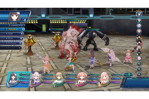 New Games: OMEGA QUINTET (PS4) | The Entertainment Factor