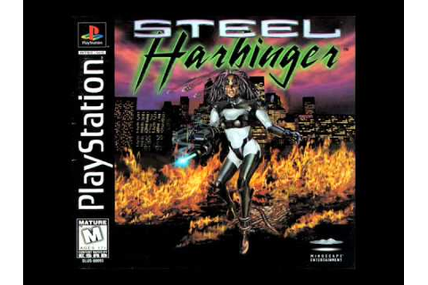 Playstation Game Steel Harbinger Soundtrack Washington DC ...