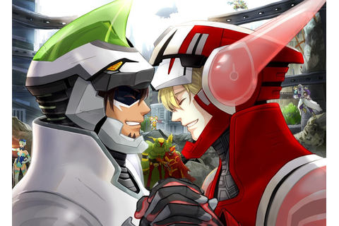 Tiger & Bunny Wallpapers High Quality | Download Free