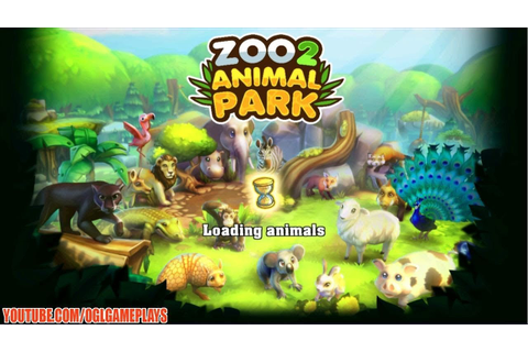 Zoo 2: Animal Park Android iOS Gameplay (By upjers GmbH ...