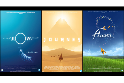 Thatgamecompany, Creators of Flower and Journey, Tease ...