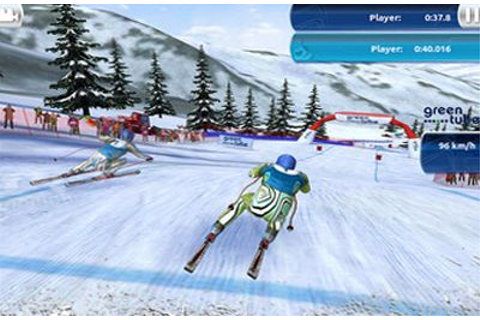 Ski Challenge 13 iPhone game - free. Download ipa for iPad ...