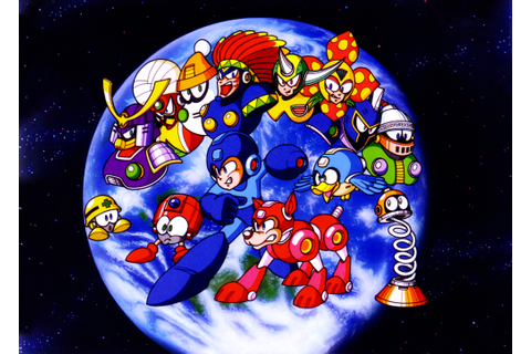 Mega Man 6 (Video Game) - TV Tropes