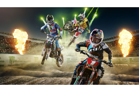 Buy Monster Energy Supercross - The Official Videogame ...
