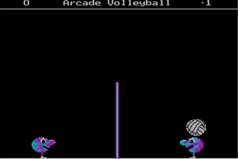 Download Arcade Volleyball - My Abandonware