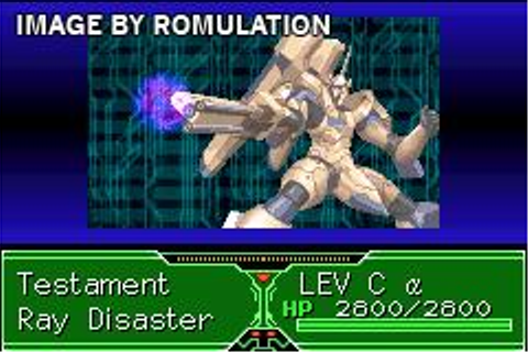 Zone of the Enders - The Fist of Mars (USA) GBA / Nintendo ...