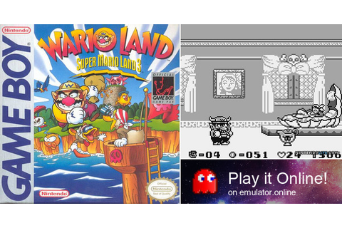 Play Super Mario Land 3: Wario Land on Game Boy
