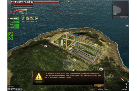 Navyfield 2: Conqueror of the Ocean: - Screenshots von ...