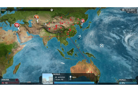 Plague Inc FREE update lets you save the world instead ...