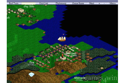 Conquest of the New World Free Download - Games4Win