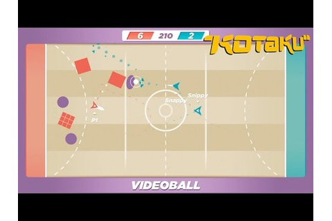 Watch Us Play Videoball - YouTube