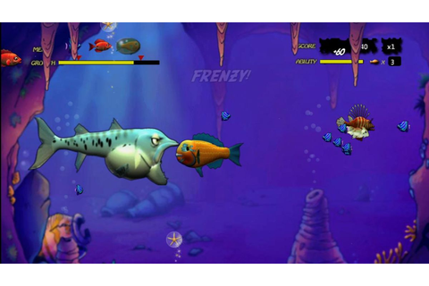 Feeding Frenzy - Xbox Live Arcade review | GamesRadar+