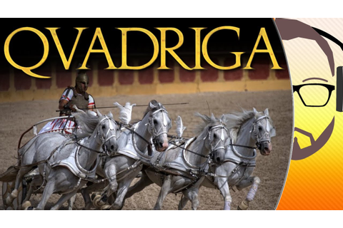 Qvadriga - Strategic Ancient Roman Chariot Racing Game ...