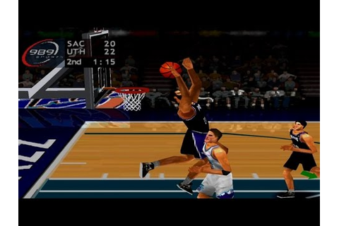 NBA ShootOut 2003 Gameplay Exhibition Mode (PlayStation ...