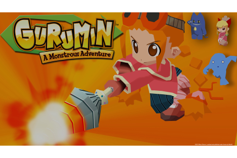 Gurumin: A Monstrous Adventure Full HD Wallpaper and ...