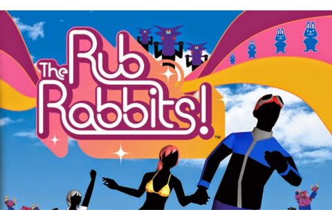 Nay's Game Reviews: Game Review: The Rub Rabbits!