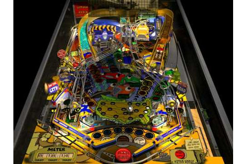 DOS Game: Pro Pinball - Big Race USA - YouTube