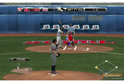 Major League Baseball 2K9 with Boot Camp – Major League ...