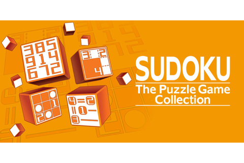 Sudoku - The Puzzle Game Collection | Nintendo 3DS | Games ...