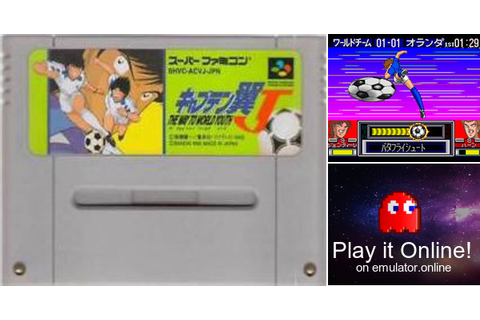 Play Captain Tsubasa J: The Way to World Youth on Super ...