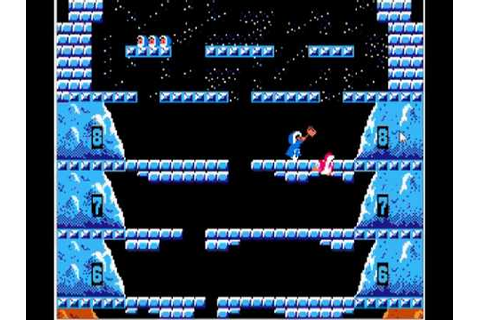 Ice Climber Family Computer Video Game for PC - YouTube