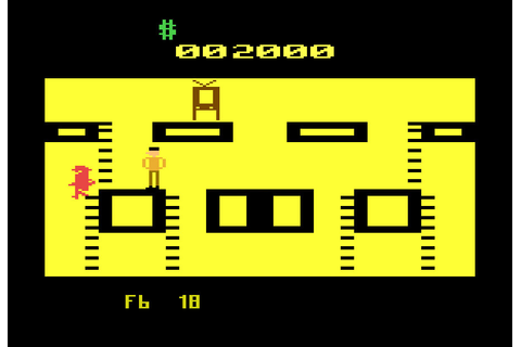 Game review: American Videogame Tax Avoiders for #Atari 2600