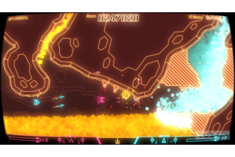 PixelJunk SideScroller announced for PS3 - screens - VG247
