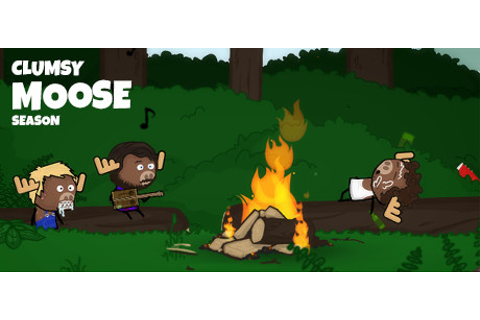 Clumsy Moose Season on Steam