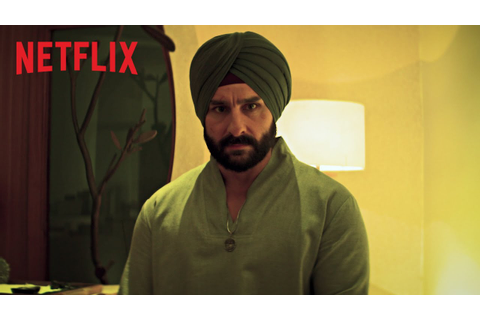 Sacred Games 2 | Official Trailer | Netflix - YouTube