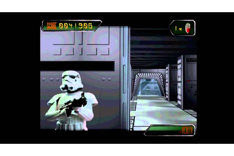 Video Games in 30 Seconds: Star Wars Rebel Assault 2 (PS1 ...