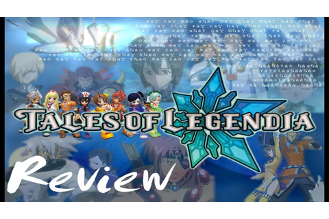 Mondo Cool Reviews: Tales of Legendia (Feat: ForestReviews ...