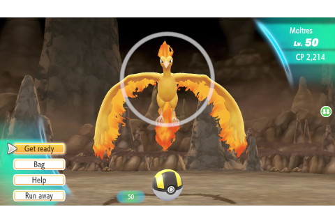 Review - Not for hardcore fans but Pokemon: Let's Go ...